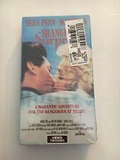 Shanghai Surprise VHS Video Cassette - Sean Penn & Madonna - George Harrison *