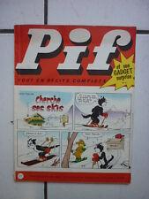 PIF  GADGET /  NUMEROS  5   / AVEC GADGET  /   MARS   1969                  ...