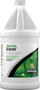 Seachem Flourish EXCEL 4L Freshwater Aquarium Plants - Fertilizer CO2 Carbon