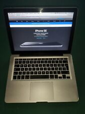 MacBook Pro MID-2012 13.3 Inches Core I7 2.9GHz 8GB RAM 500GB SSD
