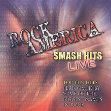 ROCK AMERICA - SMASH HITS - NEW CD