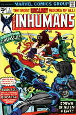 Inhumans, The #1 FN; Marvel | save on shipping - details inside