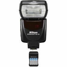 Nikon Speedlight SB-700 AF Shoe Mount Flash + Batteries & Charger