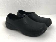 TredSafe Unisex Chef Nurse Work Shoes Clogs Slip Resistant Mens 10 Womens 11W