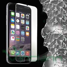 """Pellicola VETRO temprato protettiva display iPhone 6 4.7"""" 6S schermo trasparente"""