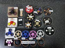 Bangers doigt main Spinners Couleurs mélangées X 600 pc 's WHOLESALE JOB LOT EDC TDAH