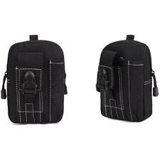 Outdoor Sport Tactical Molle Waterproof Pouch Belt Bag Running Hiking Waist Pack
