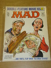 MAD MAGAZINE #234 1981 OCT FN THORPE AND PORTER UK MAGAZINE POPEYE OLIVE OIL