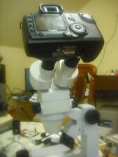 all Nikon SMZ Microscopes eyepiece lens photo kit 2 Canon Camera optiphot laboph