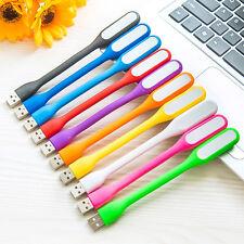 USB LED Licht Leuchte Lampe Leseleuchte für Laptop Notebook MacBook Power Bank