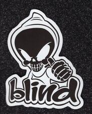 Blind Vinyl Sticker