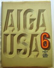AIGA GRAPHIC DESIGN USA 6. 1985