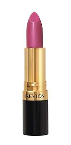 Lot of TWO, Sealed Revlon Super Lustrous Lipstick, 815 Fuchsia Shock