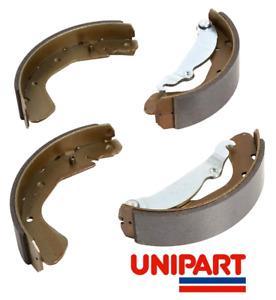 For Vauxhall - Corsa / Corsavan C MK2 2000-2006 Rear Brake Shoe Set Unipart