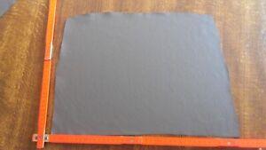 1 Haut ,schiefergau,Lederhaut,Lederreste,sehr dünn,Buchbinderleder  Nr. A 26