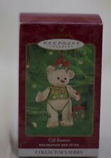 Hallmark Keepsake Gift Bearers Ornament Box Only! for 2000-2nd in series