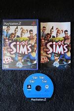 PS2 : THE SIMS - Completo, ITA ! Prima stampa ! Accetta le sfide della vita !