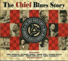 THE CHIEF BLUES STORY - 2 CD BOX SET