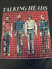 Talking Heads T Shirt Size Large More Songs About Buildings And Food