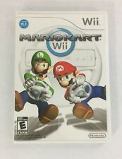 Mario Kart Game For Nintendo Wii 2008 Rated E Manual Tested