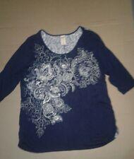 Faded Glory 3X(22W-24W) blouse