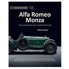Alfa Romeo Monza The autobiography of a celebrated 8C-2300 book paper cars
