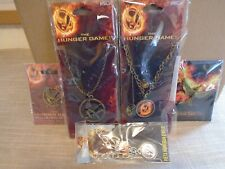 Hunger Games 5pc Jewelry Lot. New