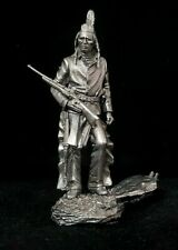 Zinnfigur Indianer 54mm