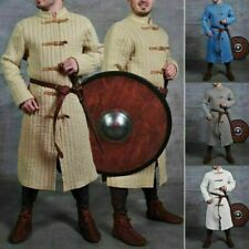 Thick Padded Gambeson Coat | Aketon Medieval Jacket Best Armor | S to XXXL Size