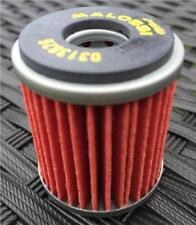 Filtros de aceite de color principal rojo para motos Yamaha