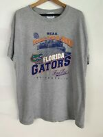 Vintage! UF! FLorida Gators NCAA 2000 Final Four Basketball Indianapolis Mens XL