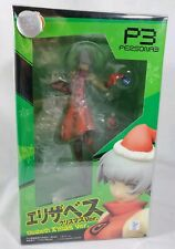 Mint Persona 3 Elizabeth Christmas Ver. First Production Only Figure