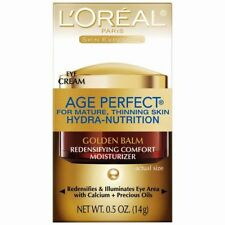 L'Oreal Paris Age Perfect Hydra-Nutrition Golden Balm 0.5 oz Eye Balm