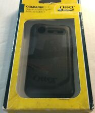 Authentic Otterbox Commuter Droid Incredible 2 HTC/HTC Incredible S Black Case