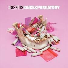 DEEZ NUTS - BINGE & PURGATORY - LILAC VINYL - LIMITED TO 100 COPIES - NEW OVP