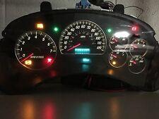 03 04 05 Envoy Speedometer  dash cluster,REMAN,