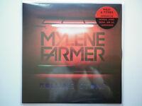 Mylene Farmer Maxi 33Tours vinyle Rolling Stone disque couleur Violet