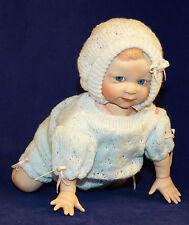 "Welden Museum ""Marcy"" Porcelain Baby Doll 14"""