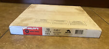 Hilti Ac D 14 Up Steel Dry Stud Cutting Discs 14 Diameter 436733 10 Pack
