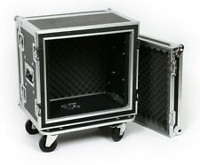 "OSP 10 Space 12"" Deep Shock Mount Effects  ATA Tour Flight Rack Road Case"