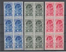 ITALIA REGNO 1934 DECENNALE FIUME NUOVI** GOMMA INTEGRA $$$$$$$$$$$$$5