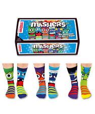 Polyamide Novelty/Cartoon Socks (2-16 Years) for Boys