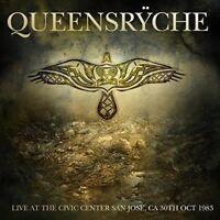 QUEENSRYCHE - LIVE AT THE CIVIC CENTER,1983 (180 GR.GREEN VINYL) VINYL LP NEW+