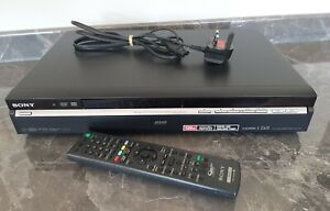 Sony RDR-HXD770 DVD Recorder, 120GB Hard Drive HDD & FREEVIEW, Tested GWC