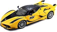 Ferrari FXX K Jaune Maßstab 1 18 von Bburago