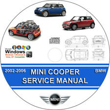 bmw mini cooper s 2004 manual