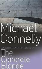 The Concrete Blonde by Michael Connelly, Paperback Book, Acceptable, FREE & Fast