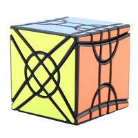 3D Irregular Time Wheel Irregular Speed Magic Cube Twist Puzzle Game Toy