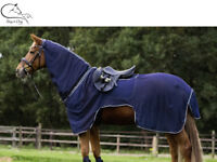 Busse Moskito Exercise Sheet Adjustable Full Neck Ride-On Fly Rug FREE DELIVERY