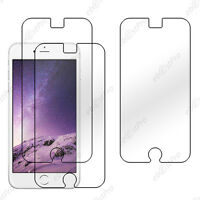 "Lot x3 Film Protection Ecran Protecteur anti rayure Apple iPhone 6S Plus 5,5"""